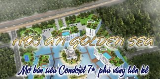 bán dự án hội an golden sea condotel