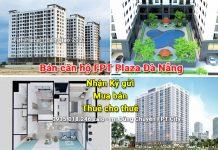 bán căn hộ FPT Plaza Đà Nẵng
